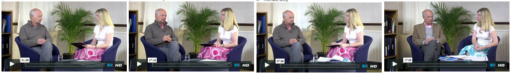 Click to reveal link to 'What older people should expect from IAPT services' video